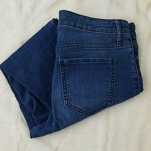 Old Navy Super Skinny Mid-Rise Jeans Size 6